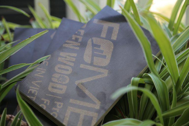 Gỗ ván ép phủ phim – Eco Fomex Greenwood