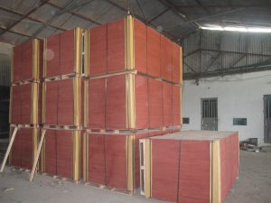 Single Form Film Faced Plywood