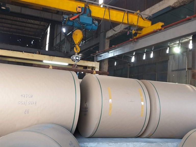 Medium kraft paper