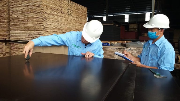 Inspection Plywood